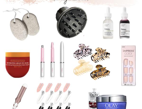 Amazon Beauty Haul products